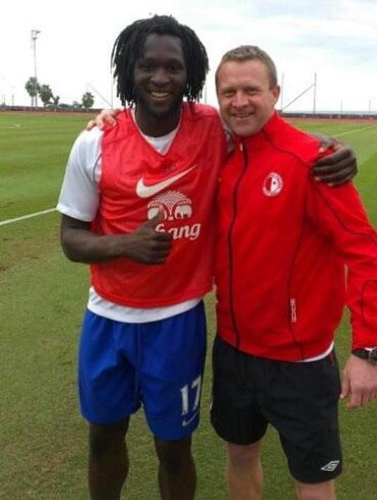 Na Tenerife se sešli i dva staří kamarádi, Romelu Lukaku a Stanislav Vlček. Vedoucí slávistického týmu hrál s hvězdou Premier League a kmenovým hráčem Chelsea během svého angažmá v Anderlechtu.