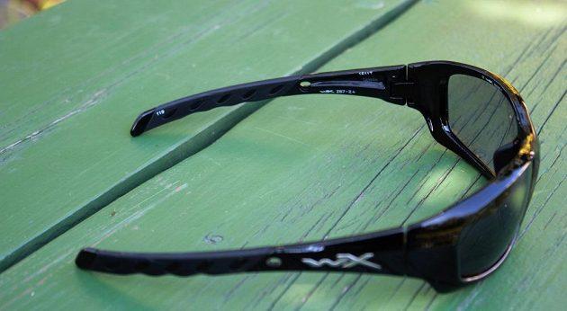 Sluneční brýle Wiley X Gravity jsou velmi odolné, navíc také dobře vypadají.