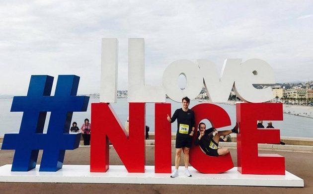 French Riviera Marathon: Jsou akce, které se bez přítomnosti naší redakce neobejdou.