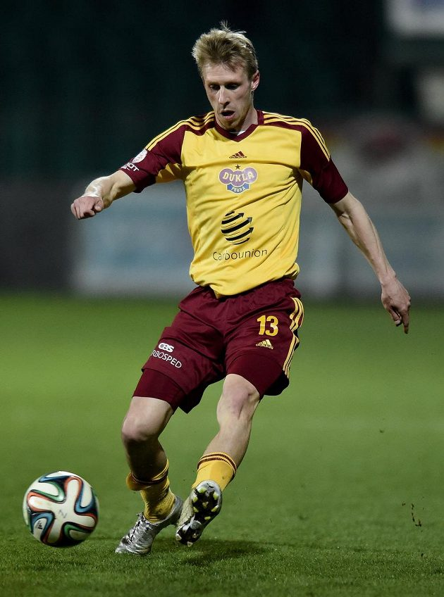 Tomáš Berger z Dukly.
