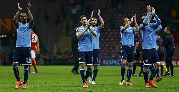 Fotbalisté Lazia Řím budou příštím soupeřem pražské Sparty v Evropské lize.