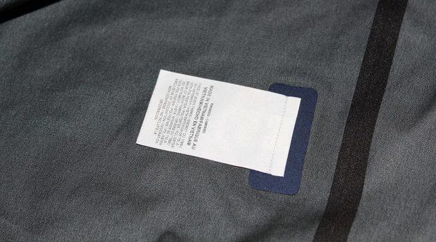 Běžecká bunda Nike HyperShield Flash: I ten sebenepatrnější detail je důkladně zpracovaný.