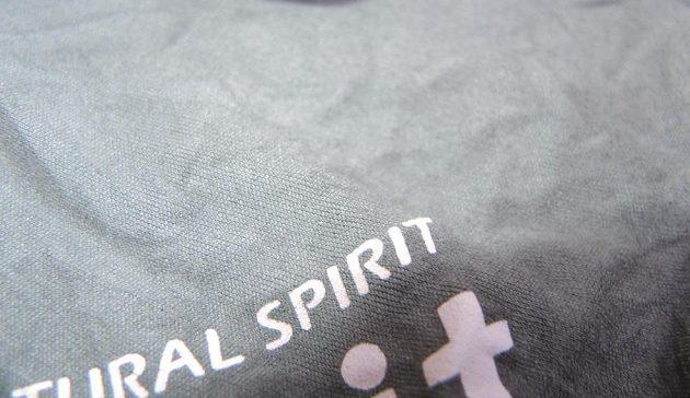 N-rit Super Light Towel: Detail až neuvěřitelně jemné tkaniny.