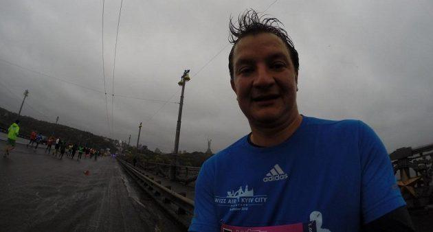 Wizz Air Kyiv City Marathon: Je to dřina! A přeci se nám všem líbí!