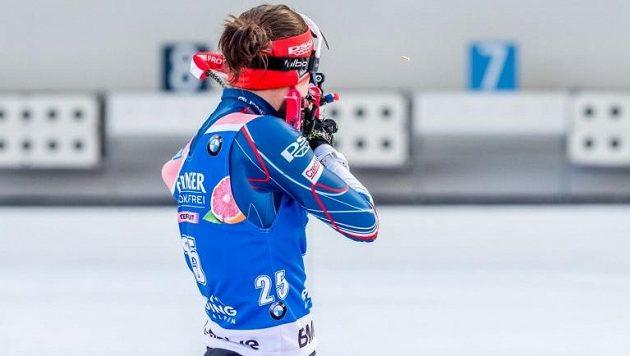 České biatlonistky se ve vytrvalostním závodě na Světovém poháru v Ruhpoldingu nedostaly do první desítky. Veronika Vítková skončila dvanáctá.