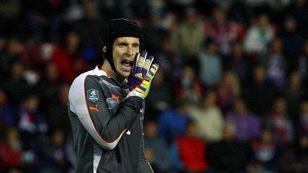 Petr Čech nenesl na gólech od Španělů žádnou vinu.