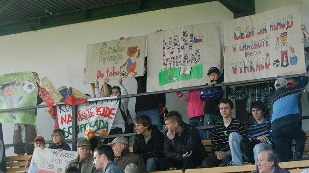 Jižní Morava žije fotbalem.