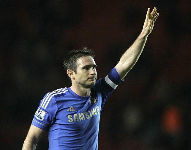 Bylo to krásné - a bylo toho dost... Frank Lampard končí.