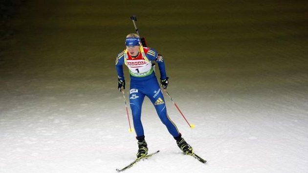 Švédská biatlonistka Helen Ekholmová