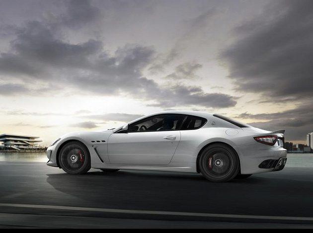 Maserati GranTurismo, letní dárek Davida Limberského.