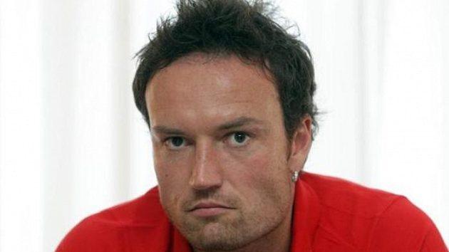 Martin Jiránek na srazu české fotbalové reprezentace před kvalifikačním utkáním se Slovenskem.
