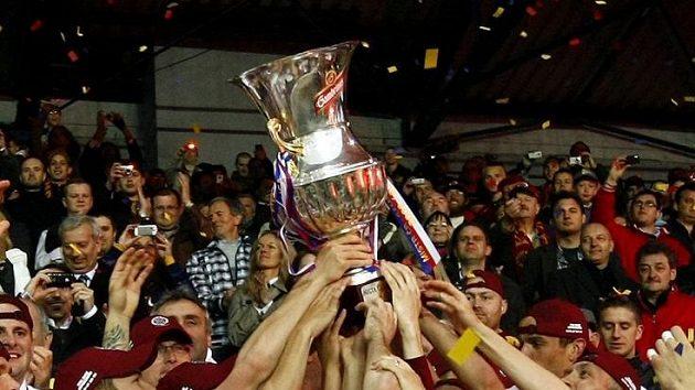 Sparta vybojovala titul v této sezóně bez porážky.