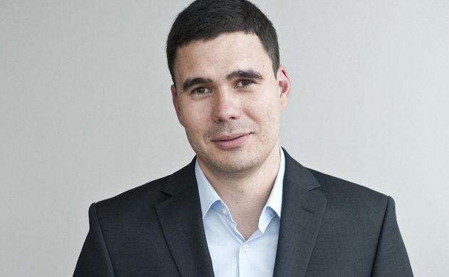 Fotbalový manažer Jindřich Šťastný ze společnosti Sport Invest.