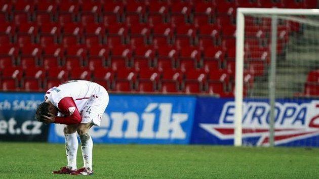 David Hubáček nechápal, jak mohla Slavia přijít o výhru v poslední sekundě zápasu s Baníkem.
