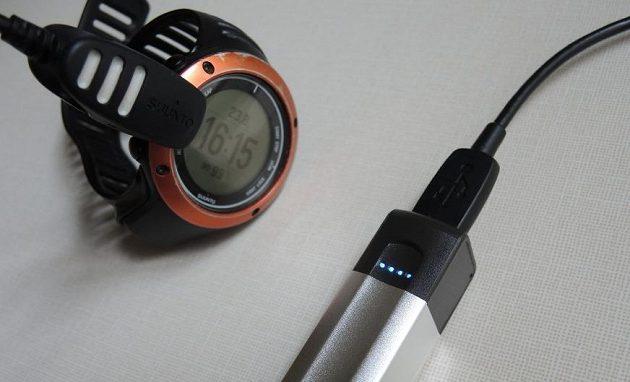 Powerbanka Goal Zero Flip10 – dobije sporttester, ať můžete zase běžet.