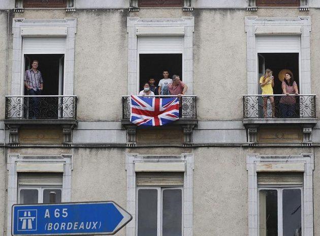 Vipka na balkoně, taky řešení...