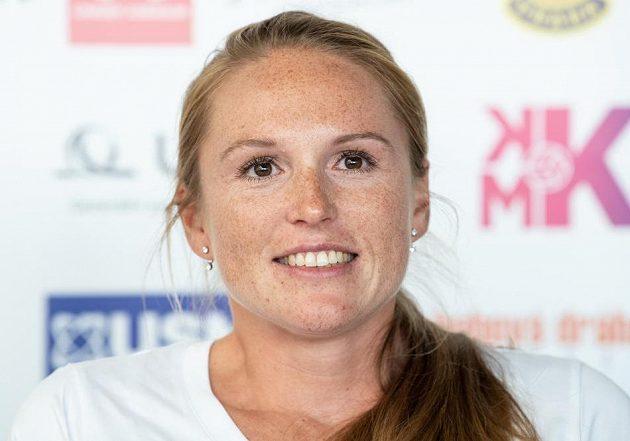 Beachvolejbalistka Kristýna Hoidarová Kolocová.