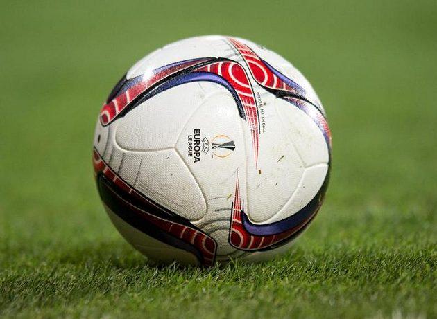 Oficiální míč pro utkání Evropské ligy.