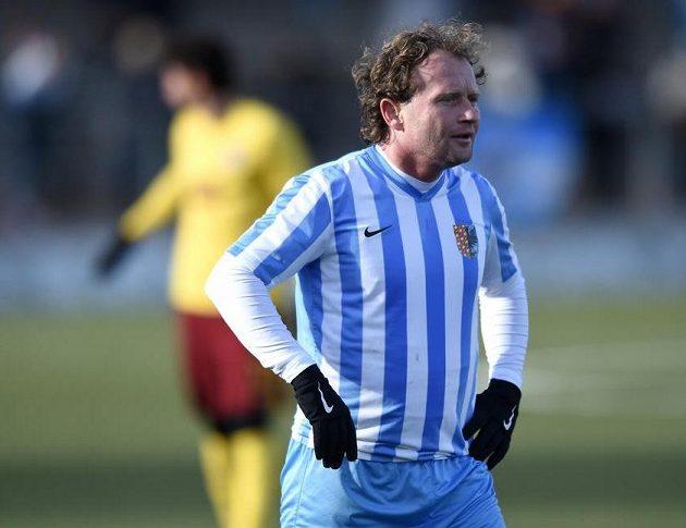 Bývalý fotbalista Sparty a záložník Prostějova Lukáš Zelenka.