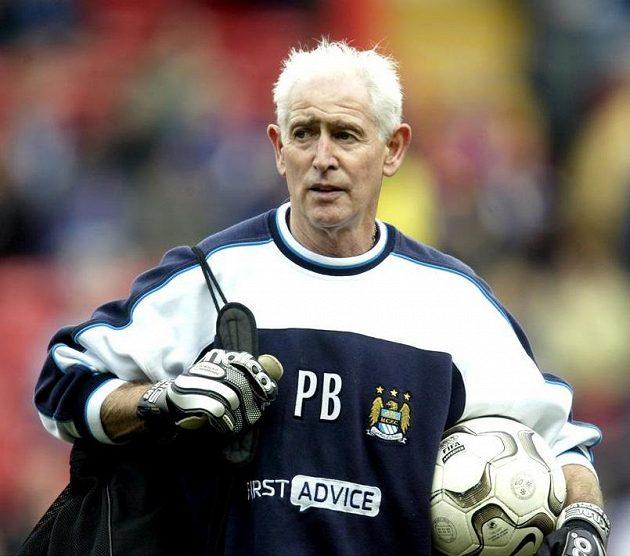 Peter Bonetti v době, kdy byl trenérem brankářů v Manchesteru City.