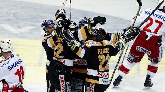 Radost litvínovských hokejistů