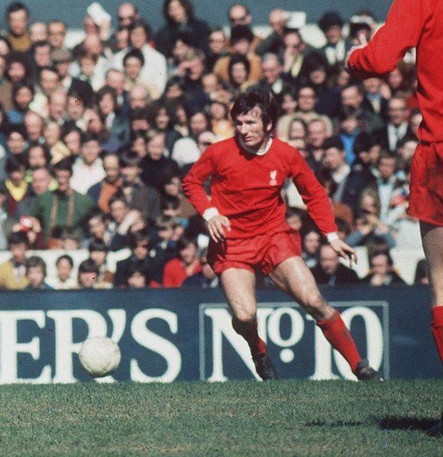 Bývalá hvězda Liverpoolu Tommy Smith