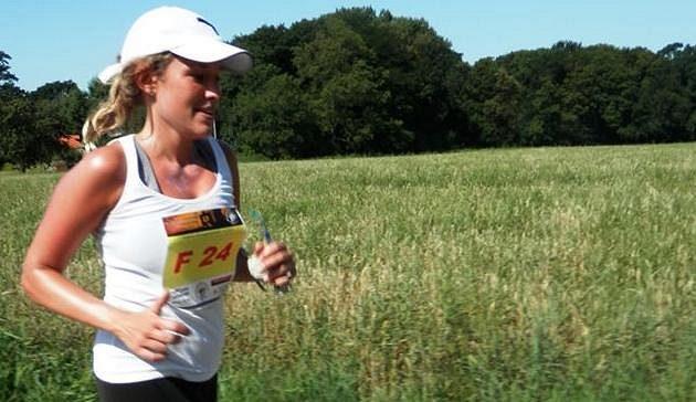 Olina Procházková si běh zamilovala, musí si ho aplikovat pravidelně.