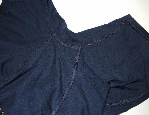 Běžecké kraťasy Reebok 2-in-1 Running Short - vnitřek elastických kraťasů s plochými švy.