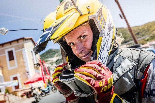 Ollie Roučková dorazila do cíle slavné Rallye Dakar.