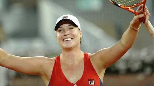 Ruská tenista Alisa Klejbanovová