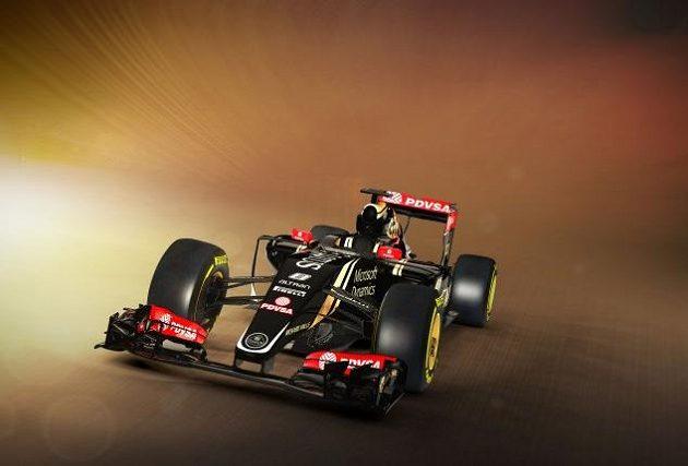 Lotus E23 Hybrid pro letošní ročník F1.