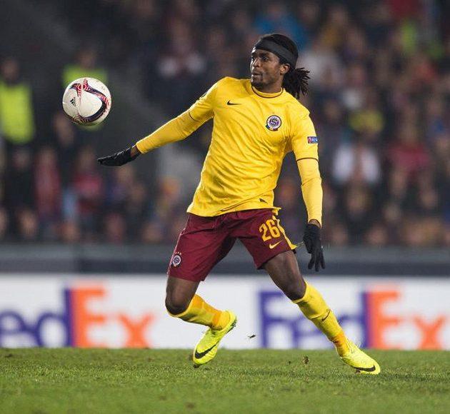 Sparťan Costa během utkání se Southamptonem.