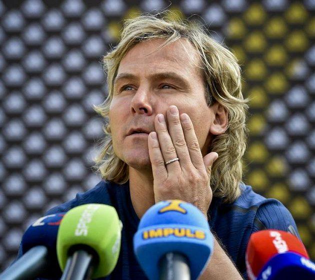 Pavel Nedvěd, muž, který šéfuje Cristianu Ronaldovi...