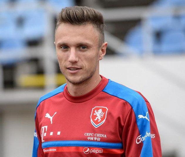 Šimon Falta hlásí příchod do národního týmu!