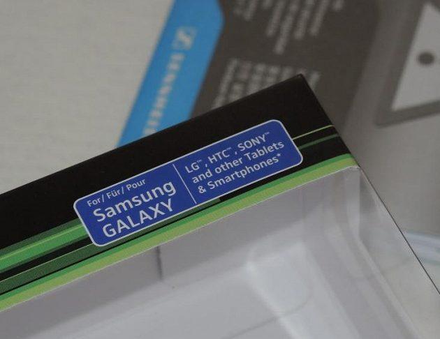 Sportovní sluchátka Sennheiser PMX 686G: Vhodná pro všechny telefony s Androidem.
