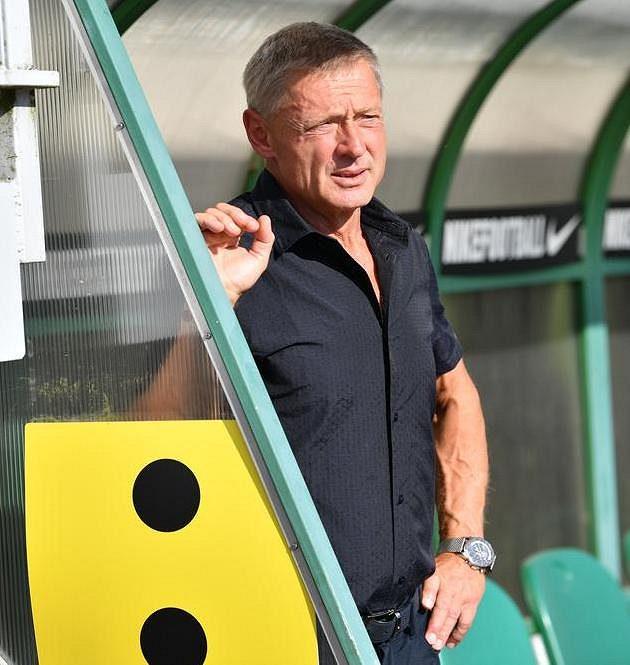 Trenér Zdeněk Ščasný se v Jablonci vrátil na lavičku Sparty.