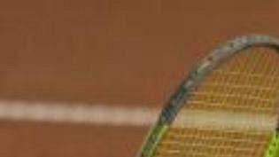 Slovenský tenista Dominik Hrbatý.