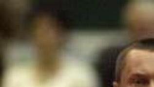 Cyril Suk při čtyřhře vutkání prvního kola DC sRuskem.