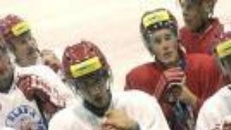 Hokejisté Slavie přivítají starého spoluhráče Kadlece