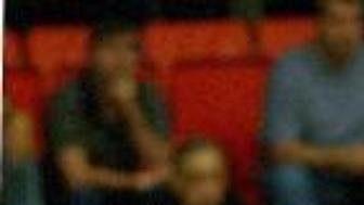 Němec Dirk Nowitzki (vlevo) vreprezentačním dresu.