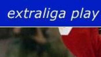 Marek Posmyk ze Slavie Praha se raduje z úvodního gólu třetího finálového zápasu proti Pardubicím.