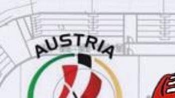 Logo a maskot světového hokejového šampionátu 2005.