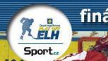 Ve finále extraligy změří síly hokejisté Zlína sobhájcem titulu pražskou Slavií.