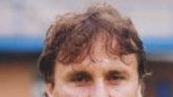 Trenér fotbalistů Tescomy Zlín Vlastislav Mareček.