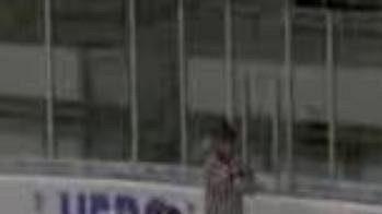 Povedený gól zpoza branky