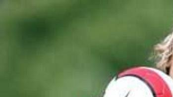 Záložník Pavel Nedvěd na předsezónním tréninku Juventusu
