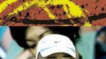 Andre Agassi si smanželkou Steffi Grafovou vPaříži smíšenou čtyřhru nezahraje.