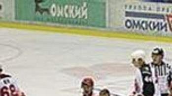 V zápase mezi hokejisty Omsku s Jaroslavlí to jiskřilo.
