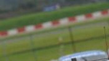Prototyp LMP1 stáje Charouz Racing System, s nímž si posádka Jan Charouz, Stefan Mücke dojela pro druhé místo v závodu na 1000 km v britském Silverstonu.