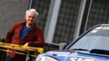 Na startu rallye vČeském Krumlově by neměl chybět Roman Kresta se Subaru Impreza WRC.